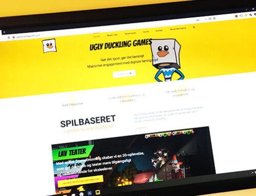 Velkommen til vores nye hjemmeside